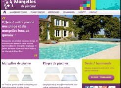 Site margelles piscine