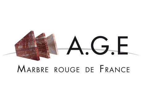 logo AGE Marbres rouges de France