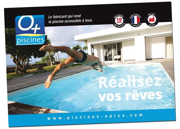 Projet complet communication piscines oplus - Oplus piscine carcassonne ...