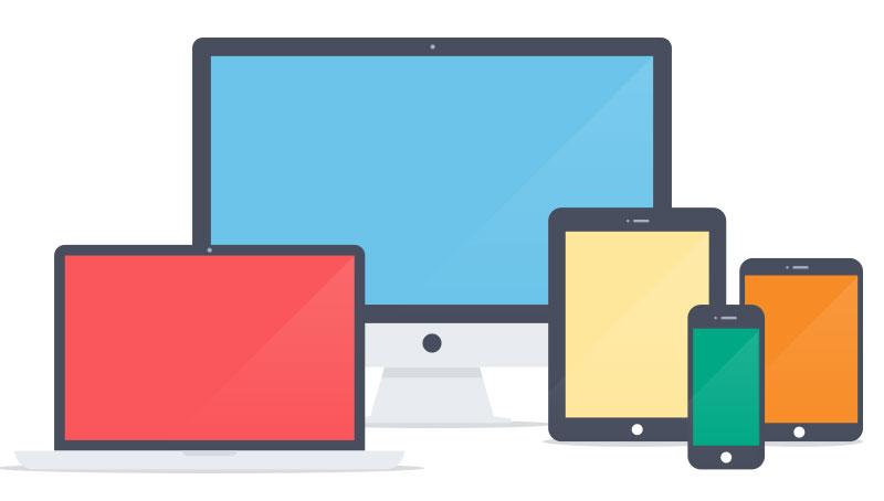 site responsive webdesign