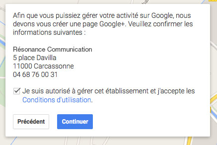 creer google my business 7