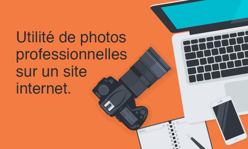 utilite de photos professionnelles pour son site