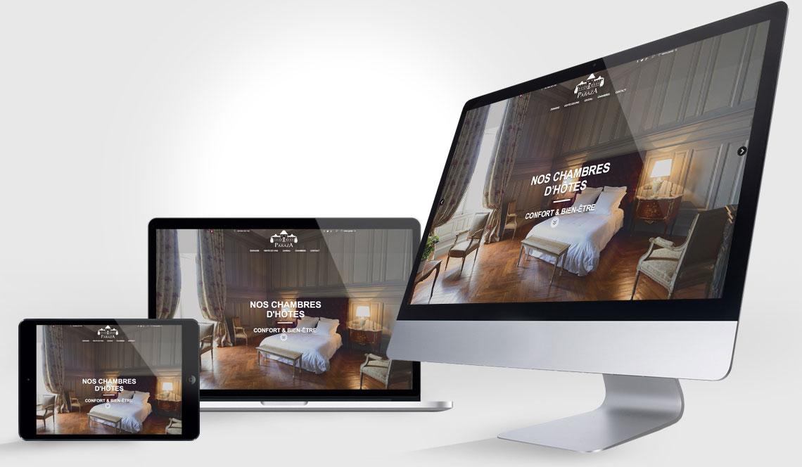 site-internet-chateau-paraza