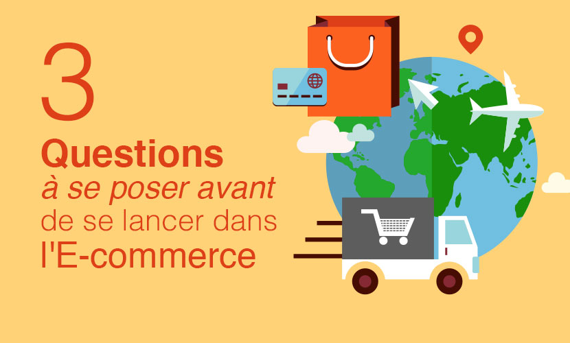 3 questions e-commerce