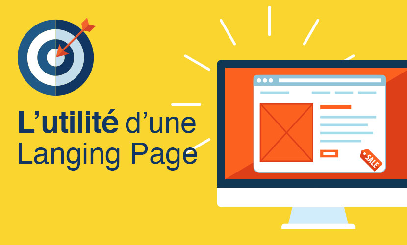 L'utilité d'une Landing Page