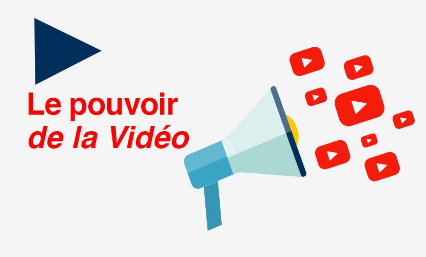 Le pouvoir de la vidéo