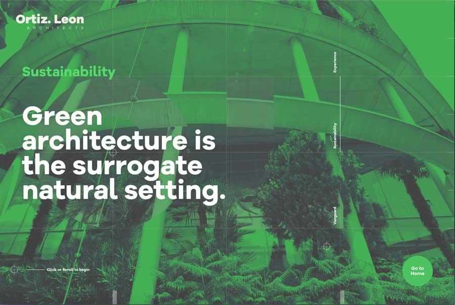 Un design tout en couleur par http://www.ortizleon.es