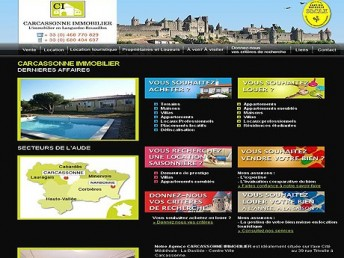 Carcassonne Immo