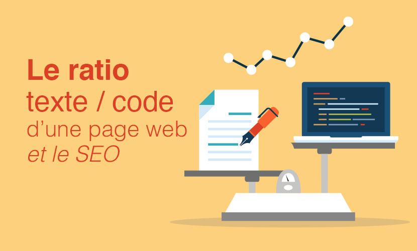 ration texte code seo