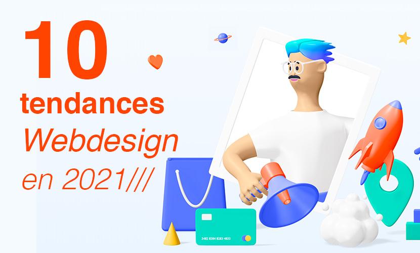10 tendances webdesign 2021